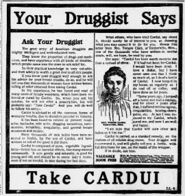 Pensacola Journal February 20, 1909