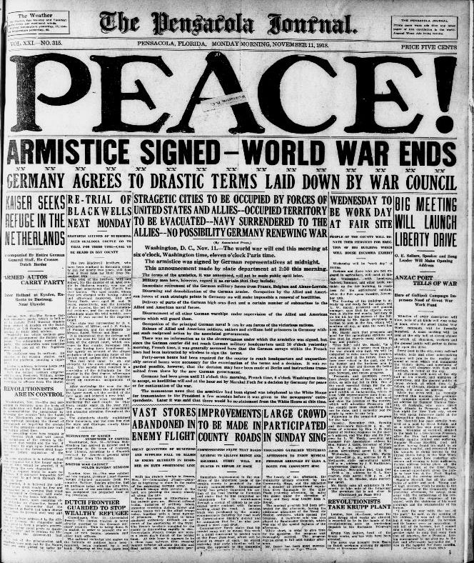 armistice-day-pensacola-journal
