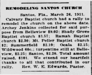 Santos Church Updated